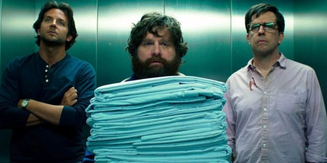 Bradley+Cooper,+Zach+Galifianakis+og+Ed+Helms+i+The+Hangover+Part+III